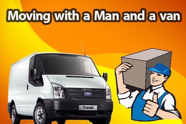 MAN AND VAN REMOVALS HOUSE OFFICE MOVING LONDON