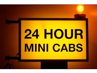 FULL TIME/PART TIME CONTROLLERS REQUIRED FOR BUSY MINI CAB OFFICE