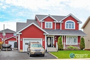 Beautifully designed 4 bed/4 bath executive home