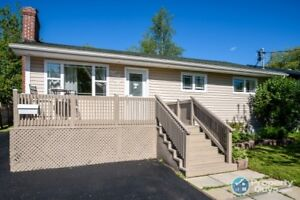 Tastefully updated 5 bed/2 bath with quick closing available!