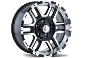 6 bolt ion alloy rims