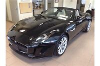 2014 JAGUAR F-TYPE - GPS NAVIGATION - LEATHER - UNDER 5,000KM
