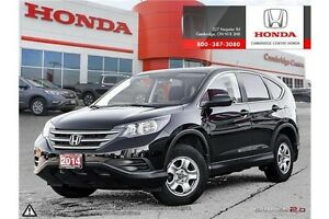 2014 Honda CR-V LX BLUETOOTH | REAR VIEW CAMERA WITH GUIDELIN...
