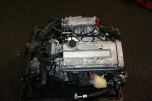 JDM Honda Civic SiR EK4 B16A DOHC VTEC Engine LSD 5speed Trany