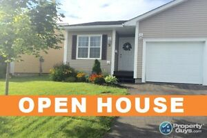 OPEN HOUSE! 8 yr old semi-detached, great starter & great price