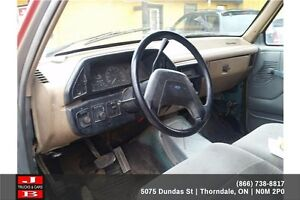 1990 Ford F-350 Roll off truck London Ontario image 10