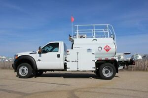 NEW - 2015 FORD F550 FUEL DELIVERY TRUCK IN-STOCK