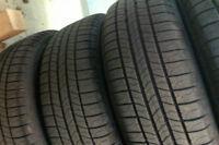 Roues et pneus pour toyota camry 2012  205 X 65R16 94s michelin