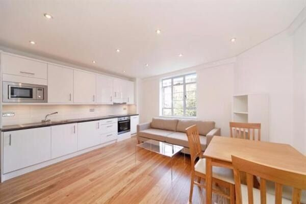 Great one bed flat in good order in Nell Gwynn House, Sloane Square