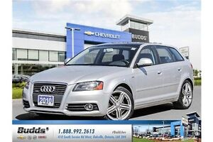 2010 Audi A3 2.0T Safety & E-Tested