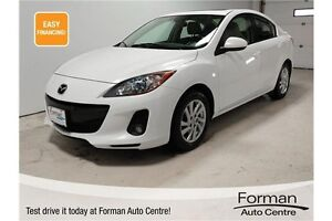 2012 Mazda 3 GS-SKY - Htd. Leather | Sunroof | Bluetooth