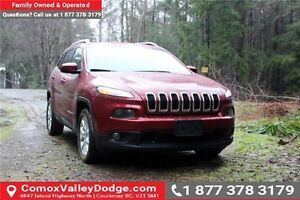2014 Jeep Cherokee North DVD PLAYER, BACK UP CAMERA, HEATED F...