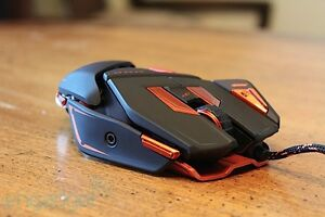 Cyborg M.M.O.7 Gaming Mouse MUST SELL ASAP!