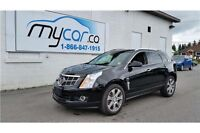 2012 Cadillac SRX Luxury and Performance Collection