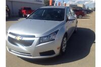 2014 Chevrolet Cruze 1LT GREAT ON GAS! EASY ON YOUR POCKET!
