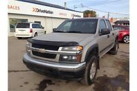 2008 Chevrolet Colorado LT Crew Cab & 4x4!