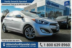 2013 Hyundai Elantra GT GLS CERTIFIED ACCIDENT FREE & ONE OWNER