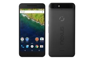 Nexus 6p 64GB, Unlocked No contract buy outright use any service