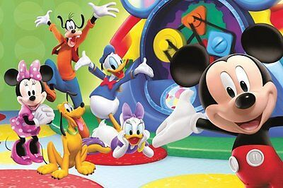 Disney Mickey Mouse Clubhouse Together Poster Print 24x36
