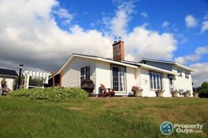 Cape Breton's Natural Beauty Showcases this Executive Multilevel