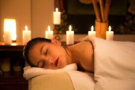 Professional swedish and relaxing massage