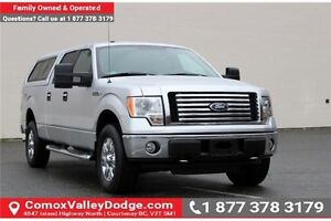 2010 Ford F-150 XLT XLT, CANOPY, CD PLAYER, TRAILER BRAKE CON...