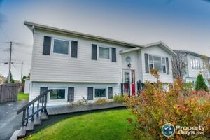 Fully developed, 5 bed/2 bath, bright & open! Agents Welcom