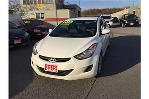 2012 Hyundai Elantra GLS Kingston Kingston Area image 2