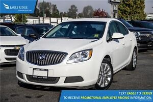 2015 Buick Verano Base CD Player and Air Conditioning