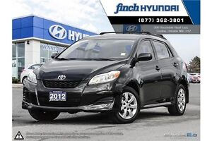 2012 Toyota Matrix Base S AWD London Ontario image 1