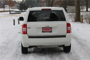 2010 Jeep Patriot Sport/North | CERTIFIED + E-Tested Kitchener / Waterloo Kitchener Area image 4