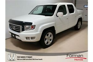 2014 Honda Ridgeline Touring - Navi | Leather | Bluetooth | L...