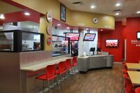 Domino's Pizza hiring food counter attendants and supervisors