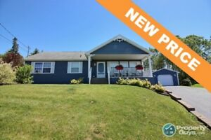 Antigonish - Upgraded 3 bed bungalow, close to all amenities