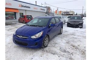 2014 Hyundai Accent GL EASY TO PARK!