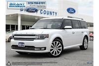 2014 Ford Flex Limited CLEAN CARPROOF!!