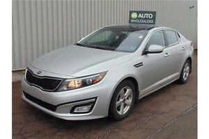 2014 Kia Optima LX THIS WHOLESALE CAR WILL BE SOLD AS TRADED...