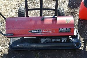 ReddyHeater -  Kerosene Construction Heater