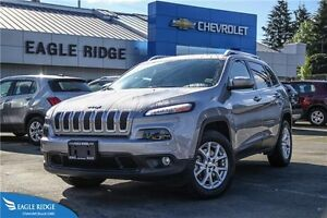 2015 Jeep Cherokee North satellite radio & bluetooth
