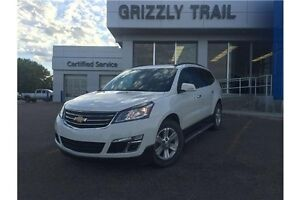 2013 Chevrolet Traverse 2LT loaded awd suv!