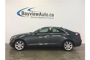 2014 Cadillac ATS - TURBO! AWD! SUNROOF! LEATHER! BOSE SOUND!