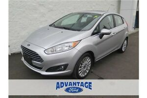 2015 Ford Fiesta Titanium Nav. Moonroof.