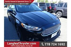 2014 Ford Fusion SE w/Navigation, Leather Int. & Sunroof