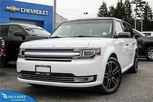 2015 Ford Flex Limited Sunroof, Heated Seats, and Backup Camera