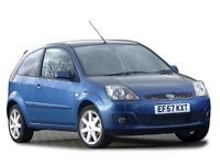 Wanted fiesta 1.6 diesel with £30 a year tax