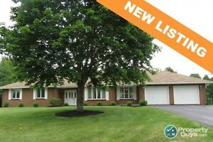NEW LISTING! Executive rancher with exquisite craftsmanship.