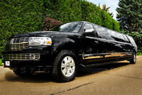 Oshawa whitby pickering stouffville uxbridge limo limousine