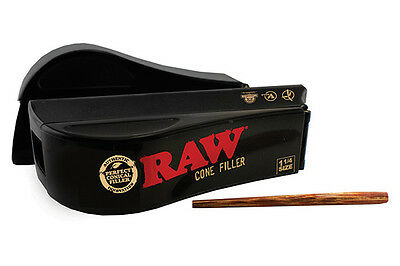 RAW Rolling Papers Loader/Shooter/Filler - 1 1/4 Size for Pre-Rolled Cones