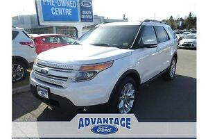 2012 Ford Explorer Limited Nav. Moonroof. Trailer Tow.