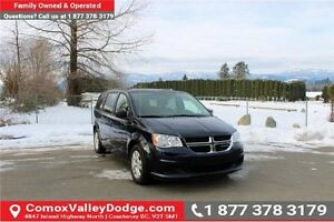 2014 Dodge Grand Caravan SE/SXT 1 Owner - DVD, Stow'N'Go, NAV...
